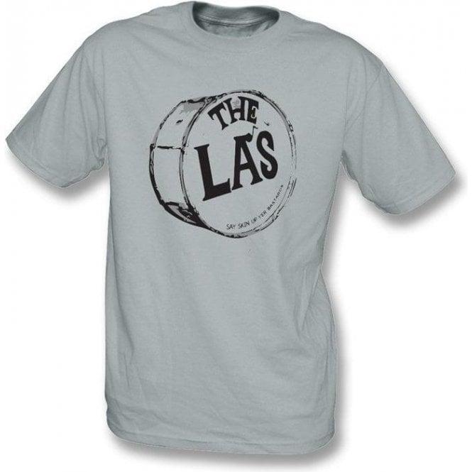 The La's Drum Grey T-shirt