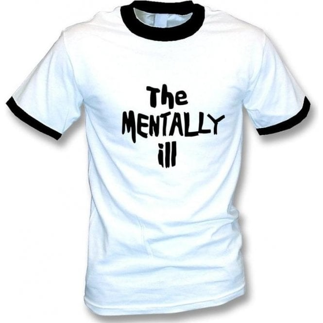 The Mentally Ill (as worn by The Dead Kennedys) t-shirt