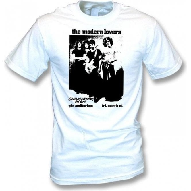 The Modern Lovers Group Photo 78 T-shirt
