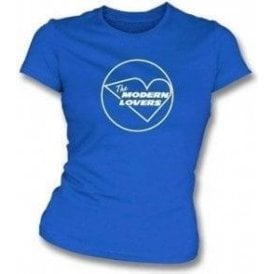 The Modern Lovers Womens Slim Fit T-Shirt