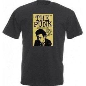 The Punk Gideon Sams Vintage Wash T-Shirt