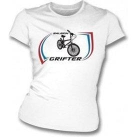 The Raleigh Grifter (As Worn By Marc Bolan, T.Rex) Womens Slim Fit T-Shirt
