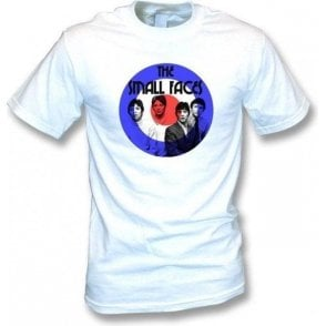 The Small Faces Group 60's Mod Target Men's T-shirt