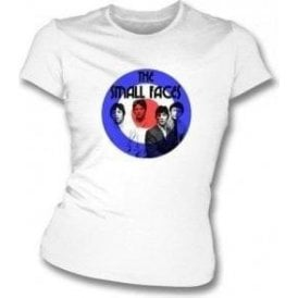 The Small Faces Group 60's Mod Target Women's Slimfit T-shirt