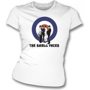 The Small Faces - Target/Group girls slimfit t-shirt
