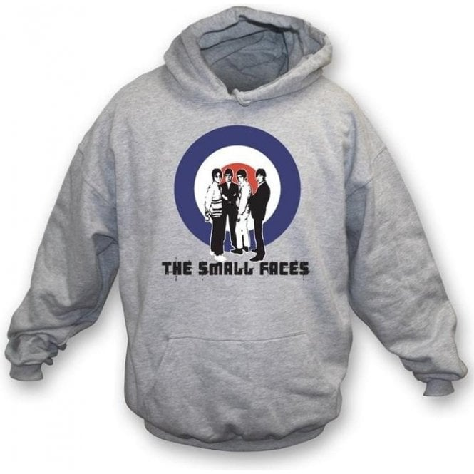 The Small Faces - Target/Group hooded sweatshirt