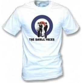 The Small Faces - Target/Group t-shirt