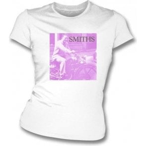 The Smiths 'Bigmouth Strikes Again' Womens Slim Fit T-Shirt