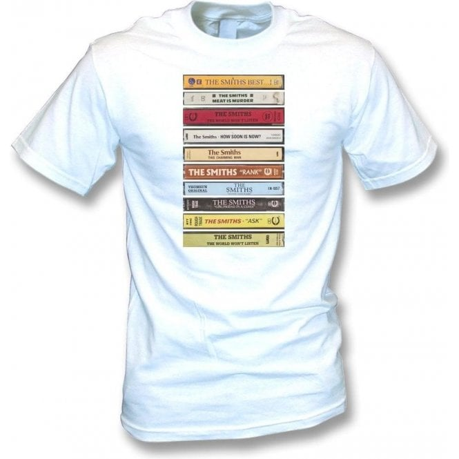 The Smiths - Cassette Tapes T-Shirt