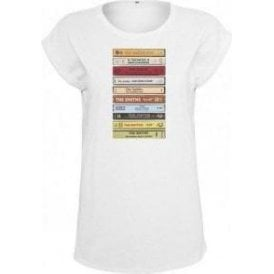The Smiths - Cassette Tapes Womens Extended Shoulder T-Shirt