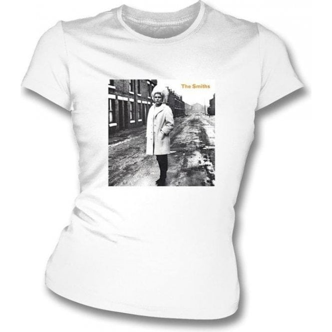 The Smiths 'Heaven Knows I'm Miserable Now' Womens Slim Fit T-Shirt