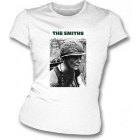 The Smiths Meat is Murder Womens Slim Fit T-Shirt