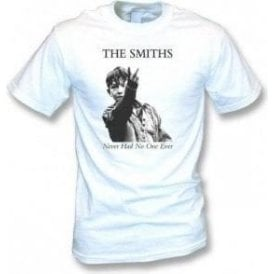 The Smiths Never Had No One Ever Vintage Wash T-Shirt