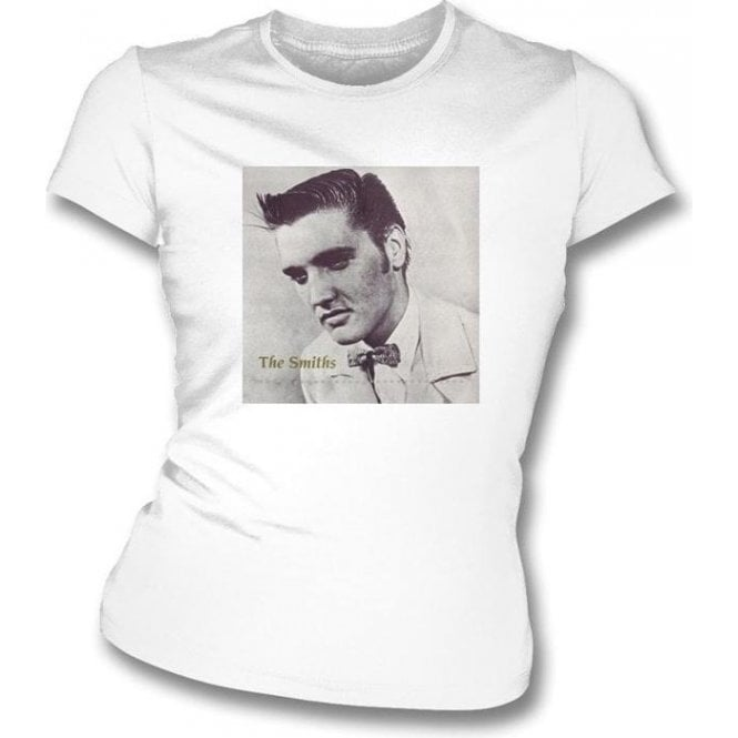 The Smiths Shoplifters Womens Slim Fit T-Shirt