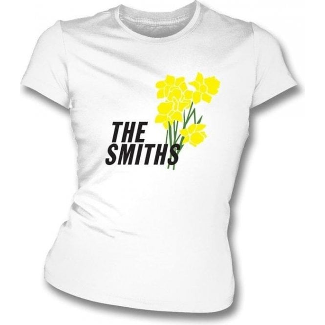 The Smiths Tour 1983 (Daffodil) Girl's Slim-Fit