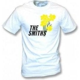 The Smiths Tour 1983 (Daffodil) T-shirt