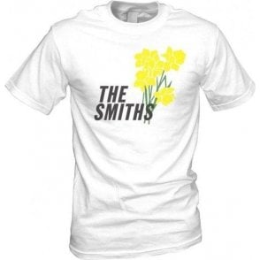 The Smith's Tour 1983 (Daffodil) Vintage Wash T-shirt