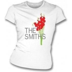 The Smiths Tour 1984 (Gladioli) Girl's Slim-Fit