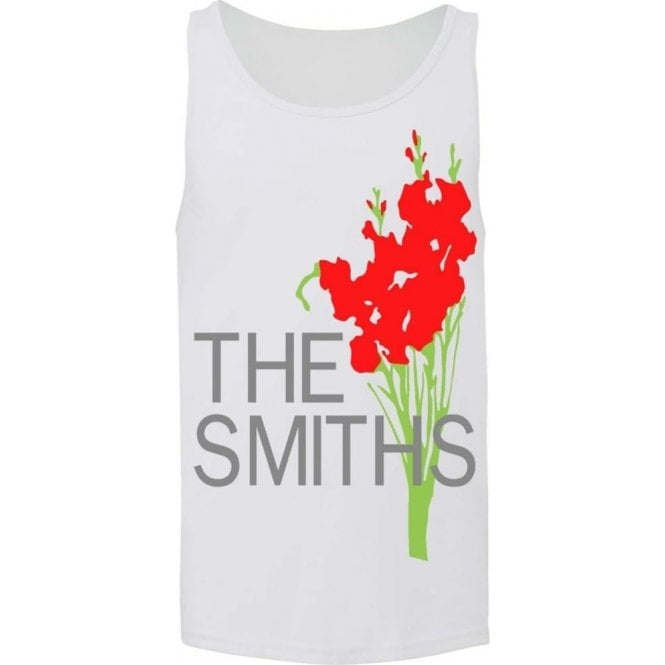 The Smiths Tour 1984 (Gladioli) Men's Tank Top