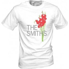 The Smith's Tour 1984 (Gladioli) Vintage Wash T-shirt