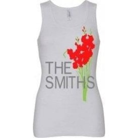 The Smiths Tour 1984 (Gladioli) Women's Baby Rib Tank Top