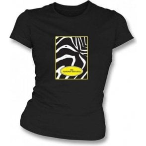 The Teardrop Explodes Reward Womens Slimfit T-Shirt