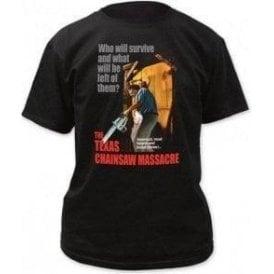 The Texas Chainsaw Massacre - Bizzare & Brutal Crimes! T-Shirt