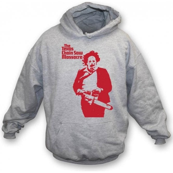 The Texas Chainsaw Massacre (As Worn By Sid Vicious, Sex Pistols) Hooded Sweatshirt