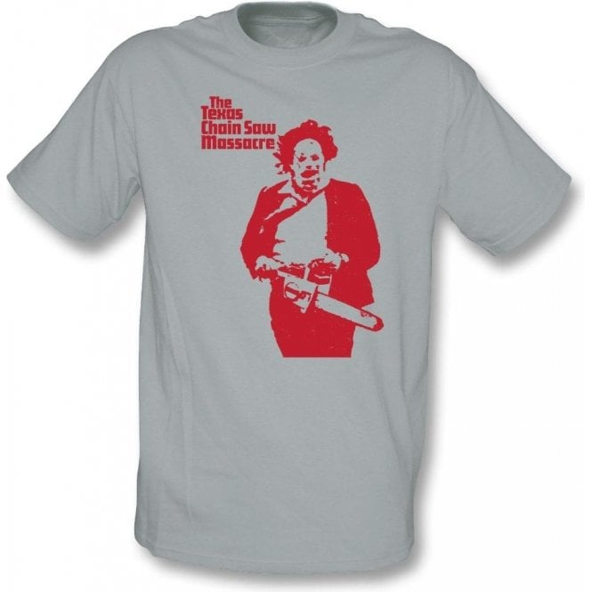 The Texas Chainsaw Massacre (As Worn By Sid Vicious, Sex Pistols) T-Shirt