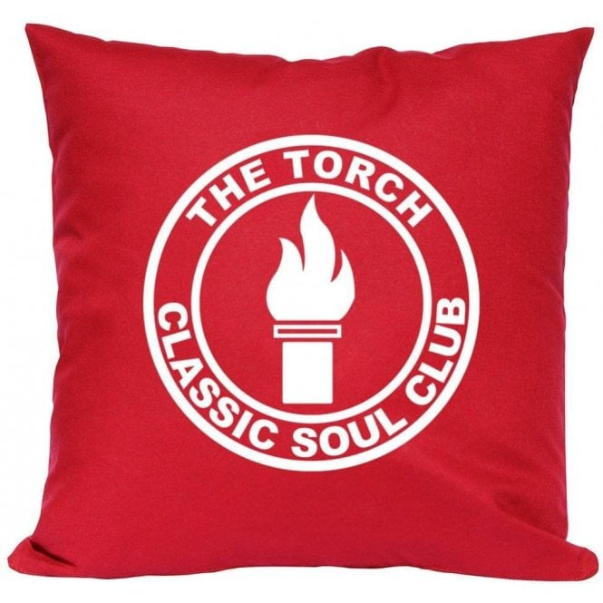 The Torch - Classic Soul Club Cushion