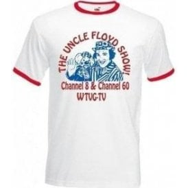 The Uncle Floyd Show (As Worn By Johnny Ramone, Ramones) T-Shirt
