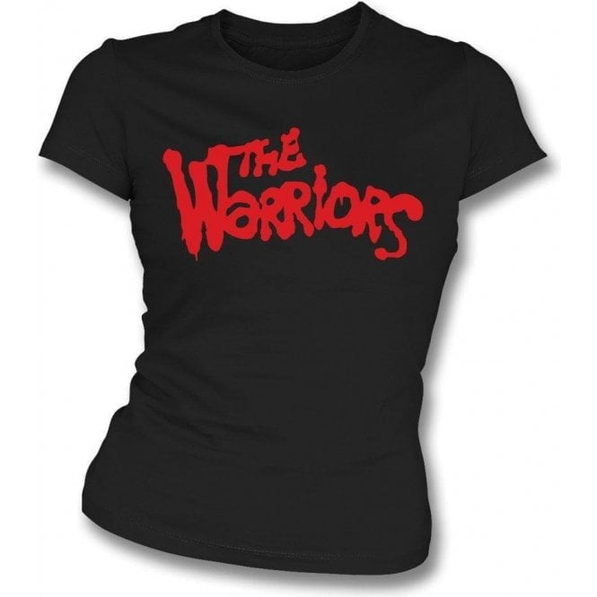 The Warriors Womens Slim Fit T-Shirt