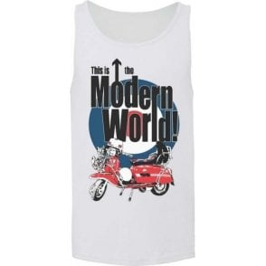 This Is The Modern World! Men's Tank Top