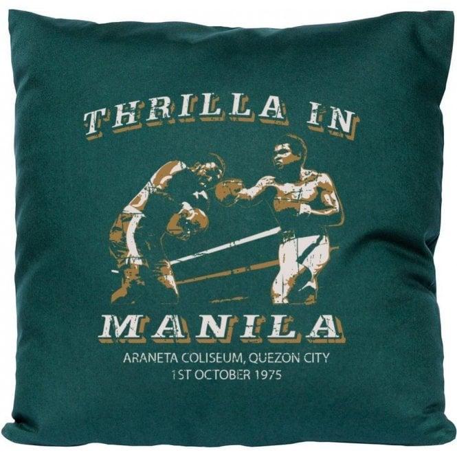 Thrilla In Manila (Ali/Frazier) Cushion