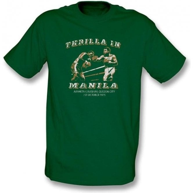 Thrilla in Manila (Ali/Frazier) T-shirt