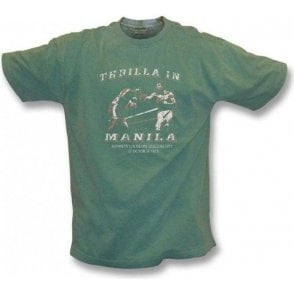 Thrilla in Manila (Ali/Frazier) Vintage Wash T-shirt