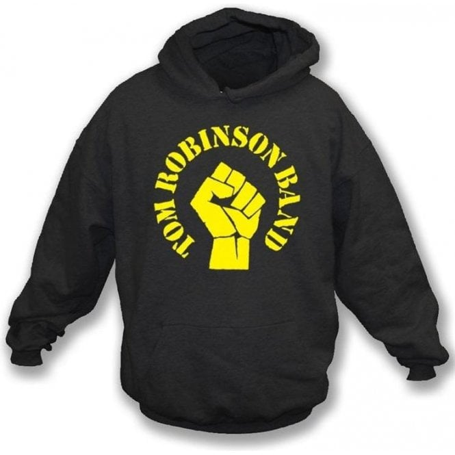 Tom Robinson Band Logo Hooded Sweatshirt