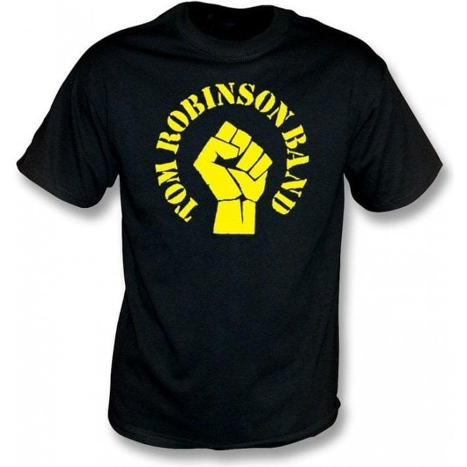 Tom Robinson Band Logo T-shirt