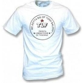 Tony Baloney (as worn by Joe Strummer) T-shirt
