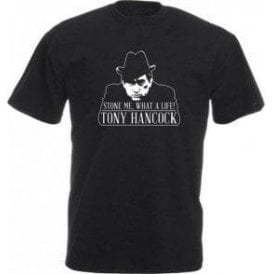 "Tony Hancock ""Stone Me, What A Life!"" T-Shirt"