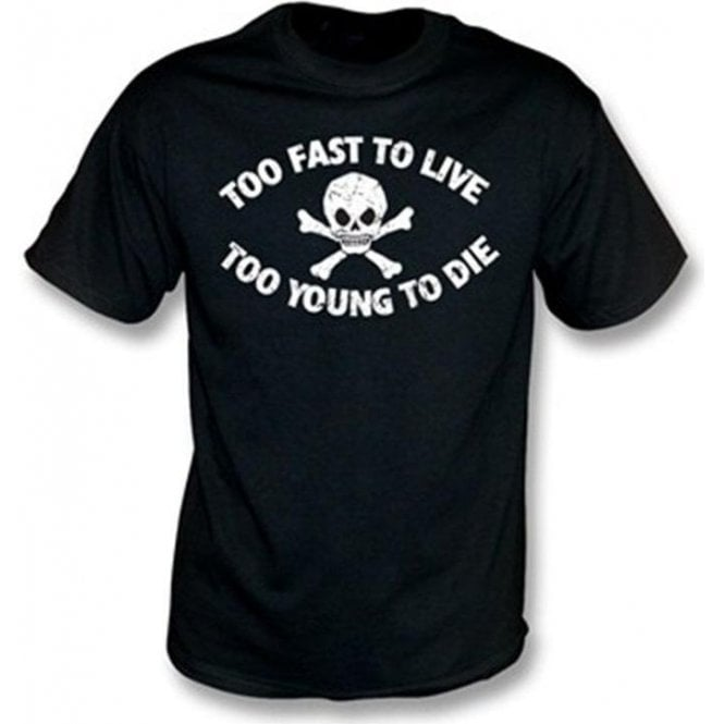 Too Fast To Live (Seditionaries Punk) Children's T-shirt