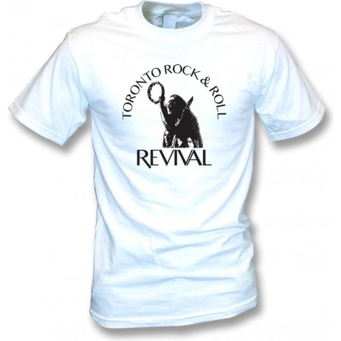 Toronto Rock & Roll Revival T-shirt As Worn By John Lennon (The Beatles)