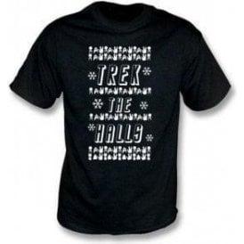 Trek The Halls Kids T-Shirt