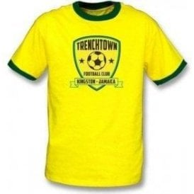 Trenchtown FC (Inspired by Bob Marley) T-Shirt