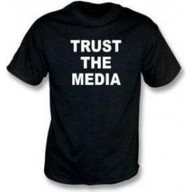 Trust The Media (As Worn By Michael Stipe, R.E.M.) T-Shirt