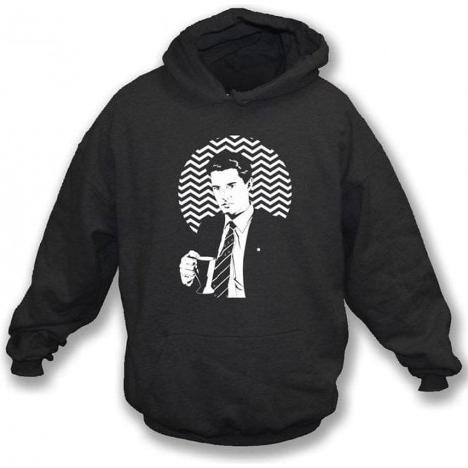 Twin Peaks Coffee Cup Hooded Sweatshirt