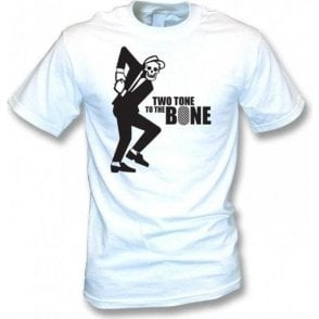 Two Tone To The Bone T-shirt