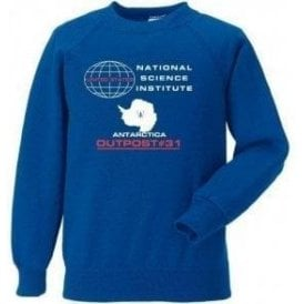 U.S. Outpost #31 (Inspired by The Thing) Sweatshirt