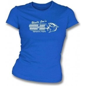 Uncle Joe's Master Bait and Tackle Shop Girl's Slim-Fit