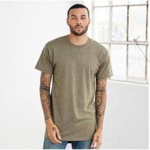 Unisex Long Body Urban T-Shirt